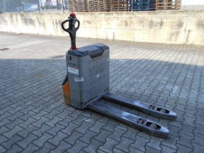 Carrello elevatore traspallet Still Ecu16 anno 2013 forche 1150x560mm batteria 24v