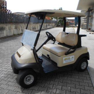 GOLFCAR MODELLO CLUBCAR USATA ANNO 2015 2 POSTI BATTERIA 48V