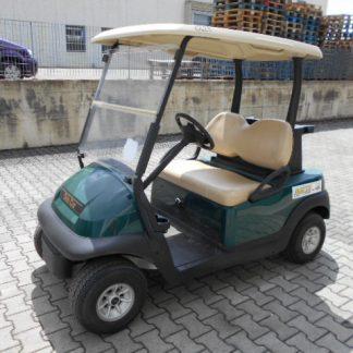 GOLCAR MODELLO CLUBCAR USATA ANNO 2014 2 POSTI BATTERIA 48V
